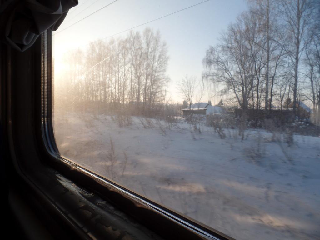 Transsibirische Eisenbahn: Einfahrt in die russische Seele