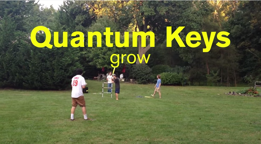 """Grow"" — Neues Video von Quantum Keys"