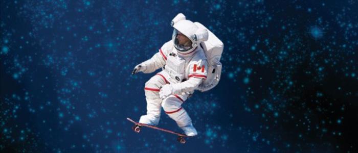 Vom langweiligen Leben des Astronauten und Kontrollfreaks Chris Hadfield